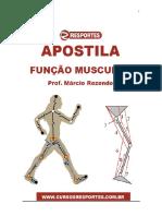 Apostila FunçãoMuscular