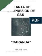 Planta de Compresion de Gas Caranda