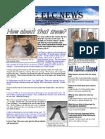 ELC News Spring I 2010
