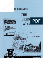 OurFriendstheJehovahsWitnesses