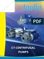 Cti and Cth Series Centrifugal Pump in Web
