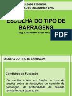 Aula 02 - Escolha do Tipo de Barragem.pdf