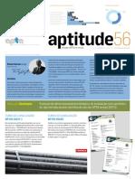 Apta-Aptitude Nº 56