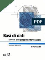 P. Atzeni, S. Ceri, S. Paraboschi, R. Torlone Basi Di Dati Modelli e Linguaggi Di Interrogazione