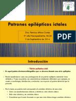 9 Patrones epilépticos ictales 2014.pptx