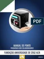 Manual Do Ponto