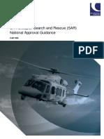 CAP999 UK Helicoper SAR