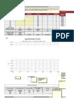 Plantilla Excel Para Calculos de Validac