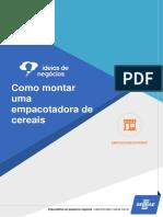 Sebrae investimentos - Empacotadora de Cereais