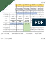 rm a schedule 2017-18