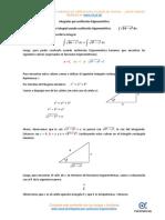 Integrales trigonometricas