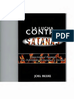 Beeke, Joel - La Lucha Contra Satanás