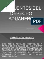 188347912 Las Fuentes Del Derecho Aduanero