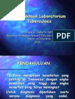 Pemeriksaan Laboratorium Teberculosis Workshop