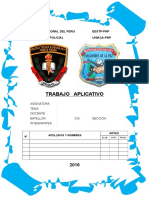 División de Investigación Criminal de La Policía Nacional Del Perú.