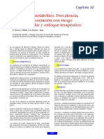 El Sindrome Metabolico_ Prevalencia, Patogenia, As