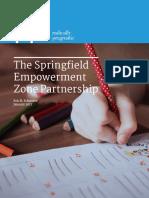 Springfield Empowerment Paper