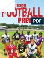2010 Golden Triangle High School Football Preview