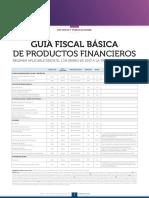 5233 Guía Fiscal Básica de Productos Financieros