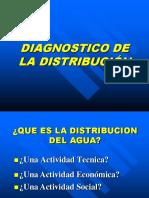 Diagnostico de La Distribución