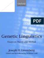 GREENBERG J. H. Genetic_Linguistics.pdf
