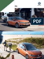 Brochure Volkswagen de Nieuwe Polo