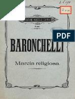 Marcia Religiosa Per Organo_ Baronchelli