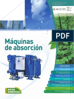 Maquinas de Absorcion