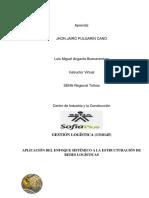 Documento Sobre Elección de Canales de Distribución.