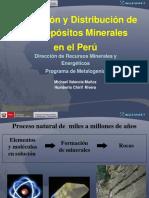formación y distribución de los yacimientos minerales.pptx
