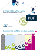 STM32_overview and Motor Control_2015