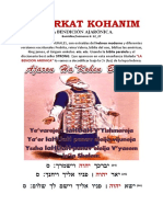 Decodificando-HaBirkat-Kojanim. bendicion aronica