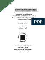 Proposal TA Management Stockpile