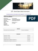 Schunemann - Civil Docket