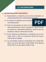 I.+El+racionalismo