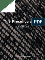D. ed. Mertins, Detlef Mertins-The Presence of Mies-Princeton Architectural Press (1996).pdf