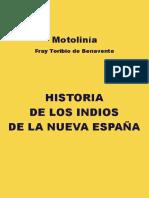 Motolinia - Historia de los indios de la Nueva España.pdf