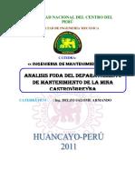 140443164 Analisis Foda de La Mina Castrovirreyna