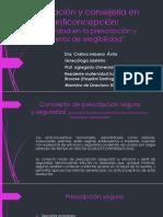 Actualización de Metodologia Anticonceptiva
