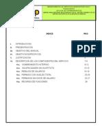 MANUAL DE GESTIONES de RRHH 2003
