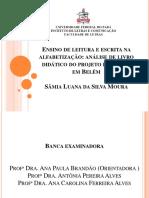 Ensino de Leitura e Escrita Na Alfabetização