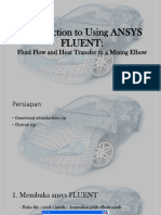 Introduction to Using ANSYS FLUENT