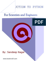 Sandeep Nagar Introduction to Python - For Scientists and Engineers.pdf