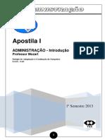 Apostila - Teoria Geral da Administração.pdf