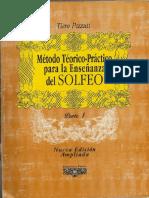 Método Teórico Práctico para la enseñanza del Solfeo 1 - Tiero Pezzuti.pdf