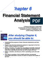 Financial Statement Analysis Ch06