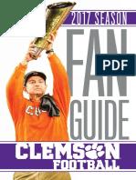 Fan Guide 2017
