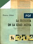 Gilson Etienne - La Filosofia En La Edad Media (Gredos).pdf