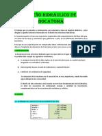 DISEÑO HIDRÁULICO DE BOCATOMA.docx