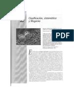 Capitulo 2 Clasificación, sistemática y filogenia.pdf